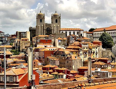 Zona Histórica da Cidade do Porto